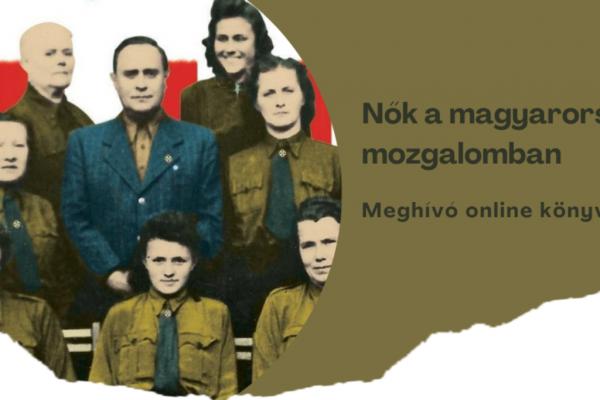 Nők a magyarországi nyilas mozgalomban – meghívó online előadásra