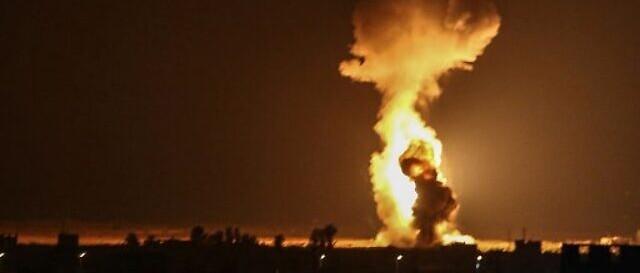 Izrael lecsapott a Hamászra Gázában