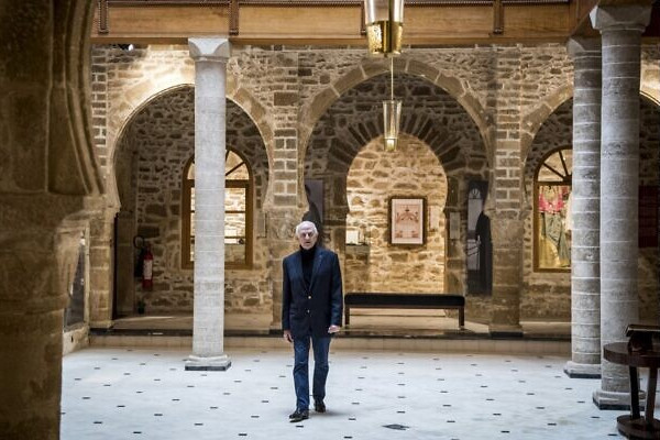 VI. Mohamed király jelenlétében avatták fel az Emlékezet Házát Marokkóban
