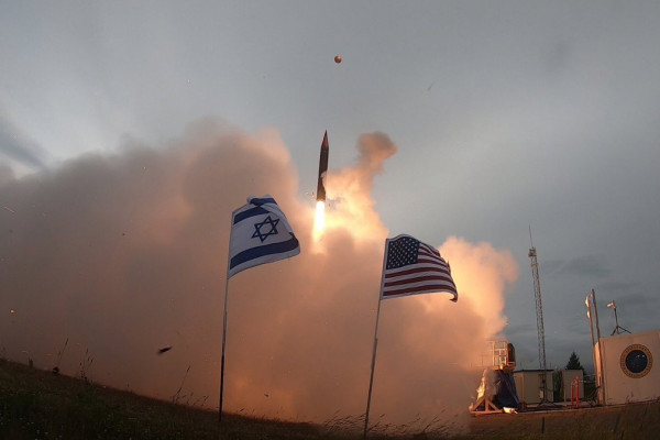 Sikeres légvédelmi teszt: Izrael felkészült minden fenyegetés ellen