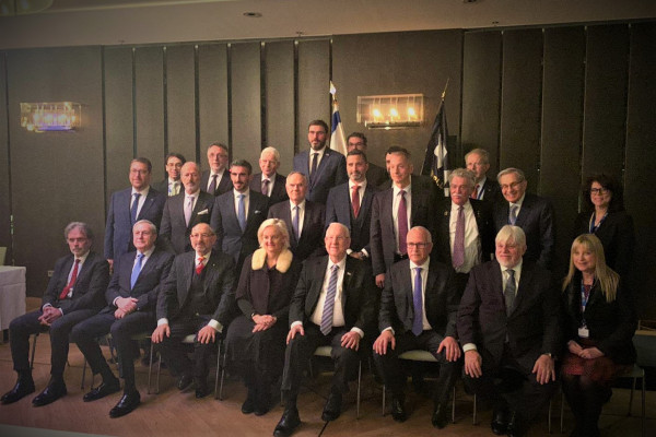 Rivlin elnök Berlinben: az egész világ Németországra figyel