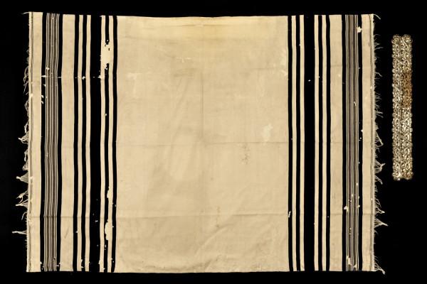 A hónap műtárgya a Néprajzi Múzeumban: Grünbaum Gyula imasálja