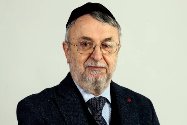 Szerdócz Ervin: A zsidók magukban hordozzák a remény ígéretét