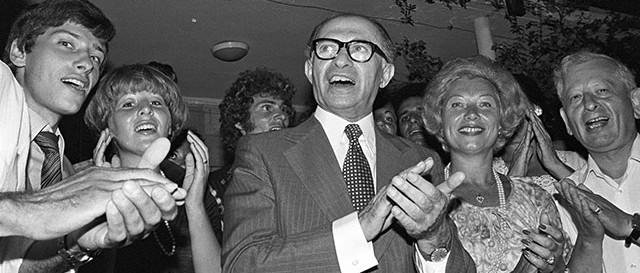 Ezen a napon született Menáhem Begín, Izrael Nobel-békedíjas miniszterelnöke
