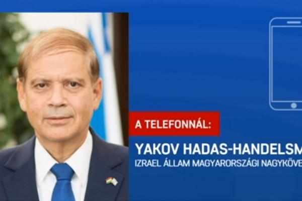 Izraeli nagykövet az Emírségekkel kötött egyezményről: Egy új korszak veheti kezdetét