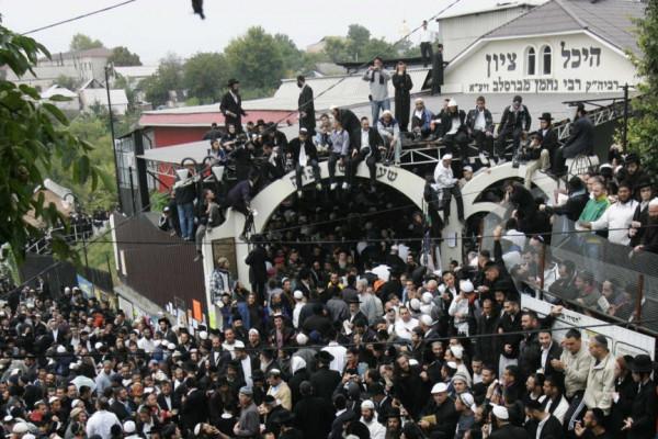Az umani zarándoklat elhalasztására kérte Izrael és Ukrajna a hászid zsidókat