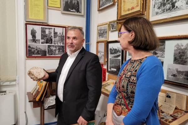 Radvánszki rabbi: Példaértékű, ahogyan ez a falu a zsidóságra emlékezik