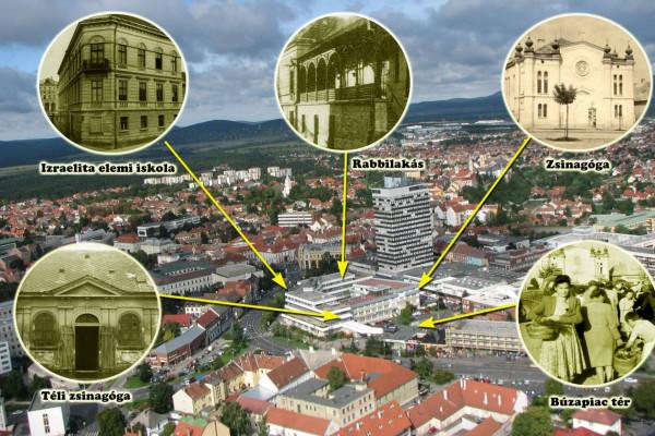 Zsidók Veszprémben: a befogadástól a kirekesztésig