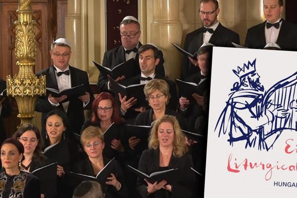 Zsidó liturgikus művek hallhatók a Magyar Rádió Énekkarának új lemezén