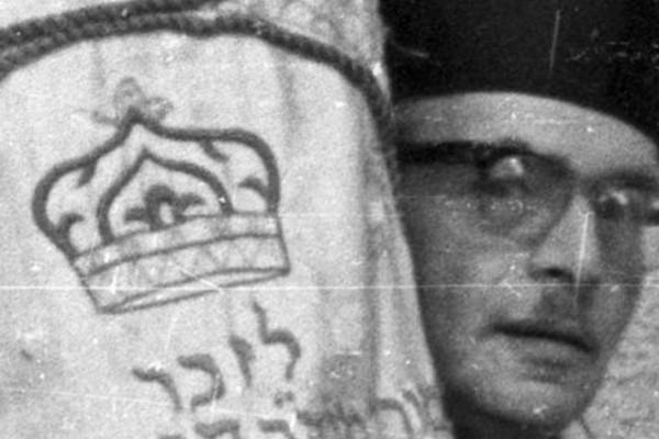 Nagy elődeink: Dr. Benoschofsky Imre főrabbi (1903-1970)