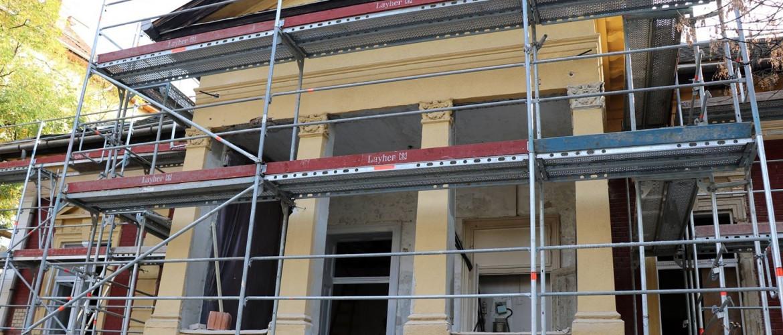A Budapesti Zsidó Hitközség ajánlattételi felhívása a zuglói zsinagóga átalakítási munkálataira