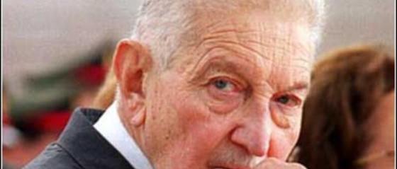 Aki átlépte az árnyékát: Ezer Weizman, Izrael hetedik köztársasági elnöke