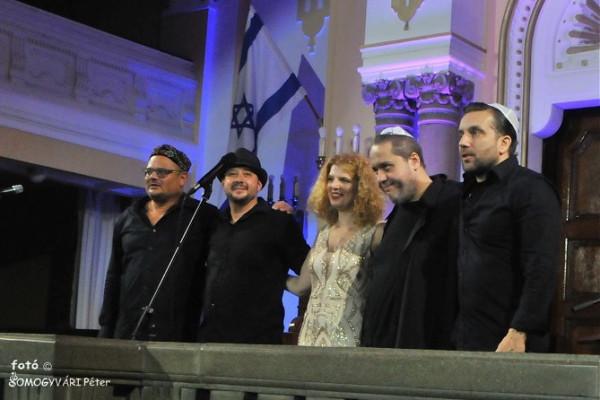 Ég veled, szerelmem! – mediterrán zsidó melódiák Nyíregyházán