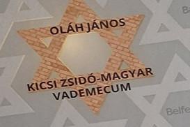 Kicsi zsidó-magyar vademecum az Írók Boltjában