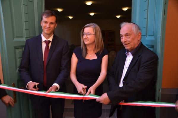 Ma átadták a felújított makói zsinagógát