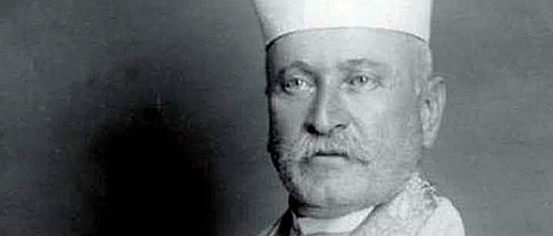 Nagy elődeink: Dr. Kecskeméti Ármin főrabbi (1874-1944)