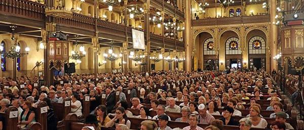 Világzene, együttlét, ezrek a zsinagógákban: a Zsidó Fesztiválok