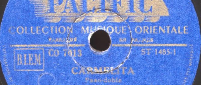 Hangos kincsek: észak-afrikai zsidó előadók gramofonlemezeken