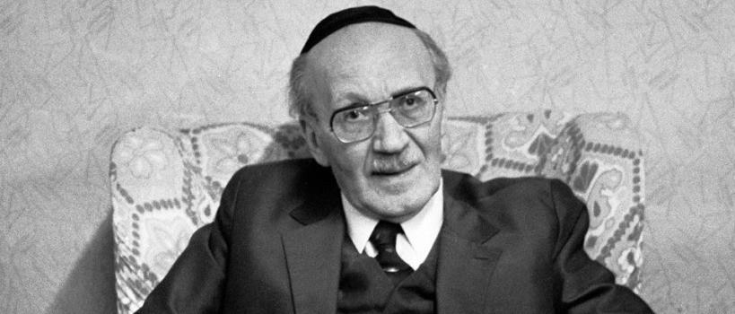 Nagy elődeink: Dr. Scheiber Sándor (1913-1985)   Mazsihisz