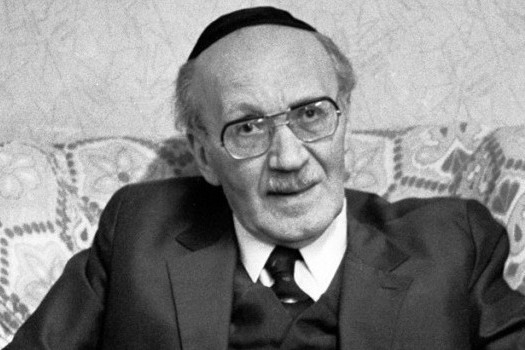Nagy elődeink: Dr. Scheiber Sándor (1913-1985)