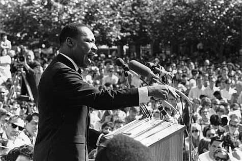 Van egy álmom – e napon mondta el híres beszédét Martin Luther King