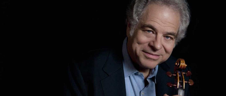 Ma 75 éves Itzhak Perlman, korunk egyik legnagyobb hegedűvirtuóza