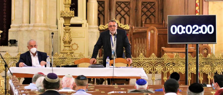 Lezajlott a Mazsihisz közgyűlése, ismét dr. Kunos Péter az ügyvezető