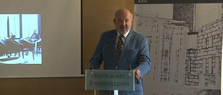 Szalay-Bobrovniczky: a zsidó közösség biztonságban élhet Magyarországon