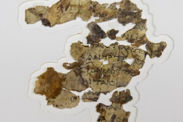 Bibliai tekercseket találtak a Júdeai-sivatagban