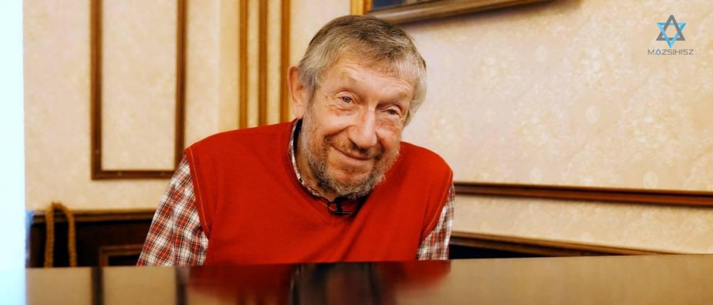 Ma 75 éves Jávori Ferenc Fegya, aki visszahozta nekünk a klezmert