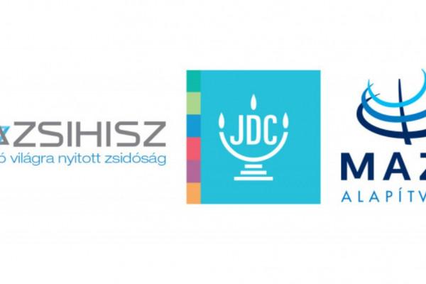A fenntarthatóság mérföldköve – a JDC és a Mazsihisz megállapodása a MAZS Alapítvány átadásáról