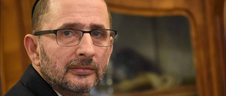 Markovics Zsolt főrabbi: Hazug és alaptalan támadások célpontja vagyok
