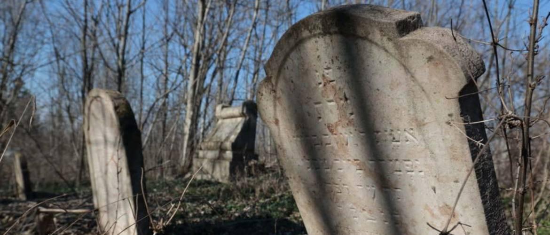 Temető őrzi a zámolyi zsidók emlékét