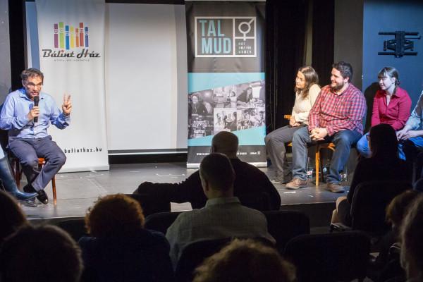 Talmud a színpadon, avagy Mózes és az első időutazás