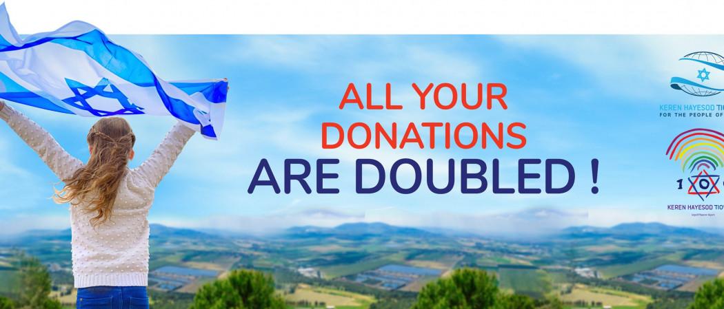 Európai adománygyűjtő akciót indított a Keren Hayesod