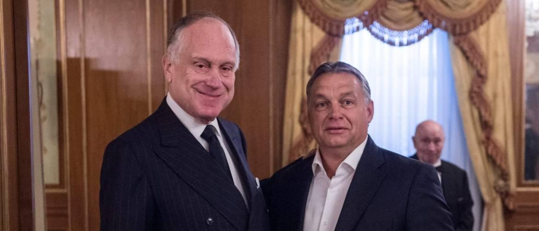 Ronald S. Lauder: Magyarország válaszút előtt