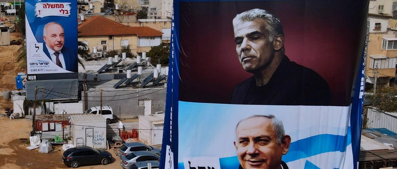 Alacsony részvételi arány az izraeli parlamenti választáson