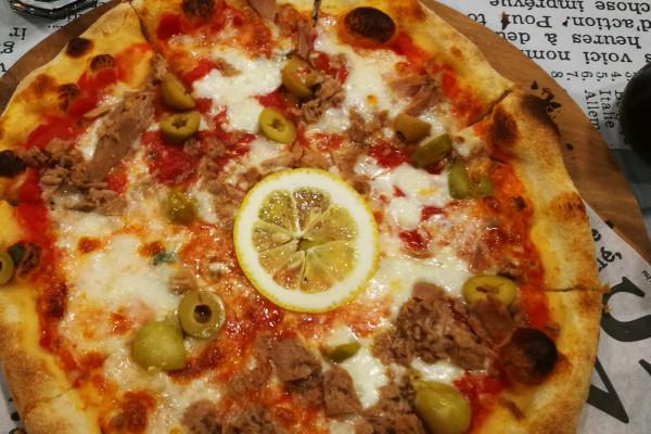 A pizza olyan jó, hogy mostantól mi találtuk ki