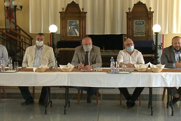 Okostelefonos alkalmazást mutatott be a Debreceni Zsidó Hitközség