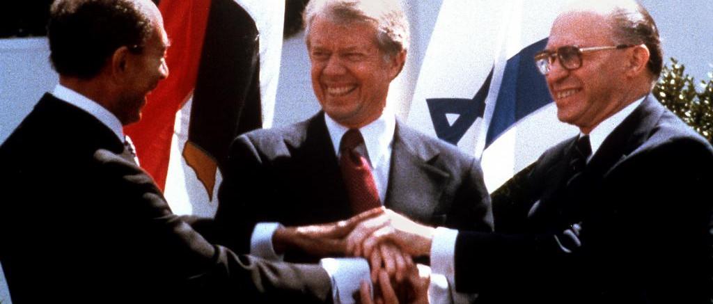 Ma 42 éve, hogy aláírták a Camp David-i egyezményt