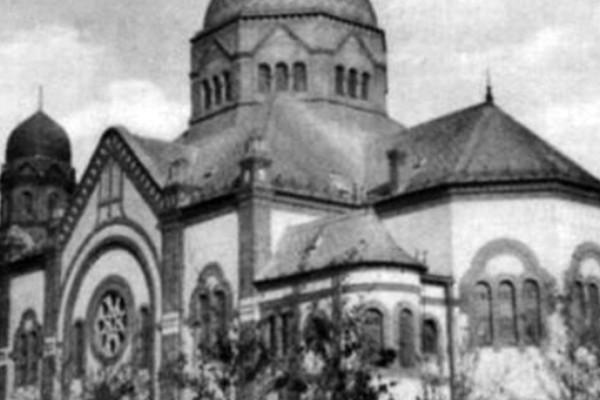 Nagy elődeink: Fisher Antal Énoch rabbi (1826-1896)
