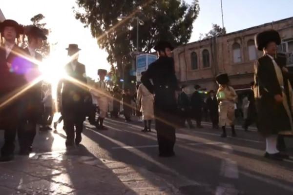 Izrael: Elijesztették az ultraortodoxokat a félmeztelen ellentüntetők