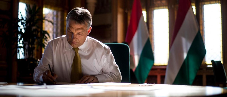 Orbán Viktor: az új év kezdete mindig a reményt jelképezi