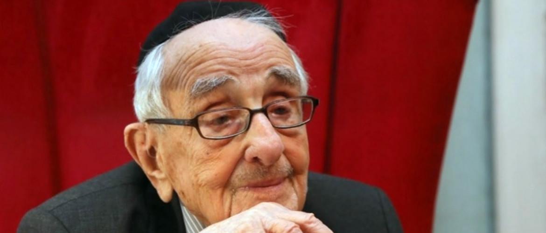 Nagy elődeink: Dr. Schweitzer József főrabbi (1922-2015)