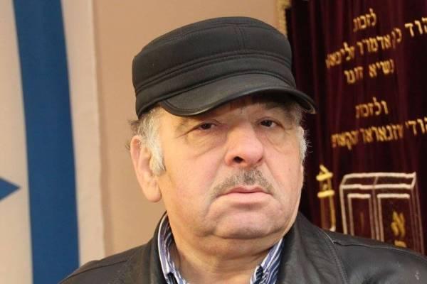 Gyász: elhunyt Goldberger Ernő, a Beregszászi Zsidó Hitközség elnöke