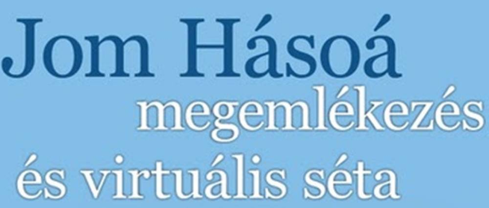 Jom Hásoá – online megemlékezés az Élet Menete Alapítvány szervezésében   Mazsihisz