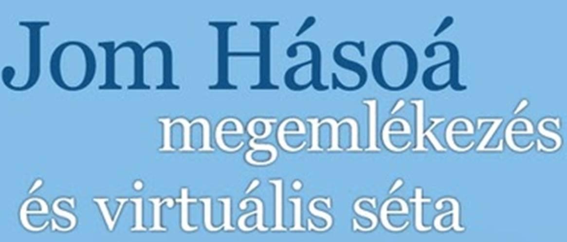 Jom Hásoá – online megemlékezés az Élet Menete Alapítvány szervezésében