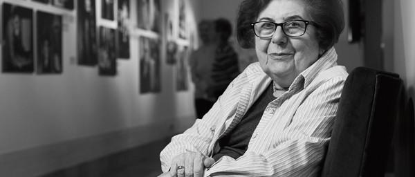 Keleti Éva fotóművész különleges, képes előadása baráti körben