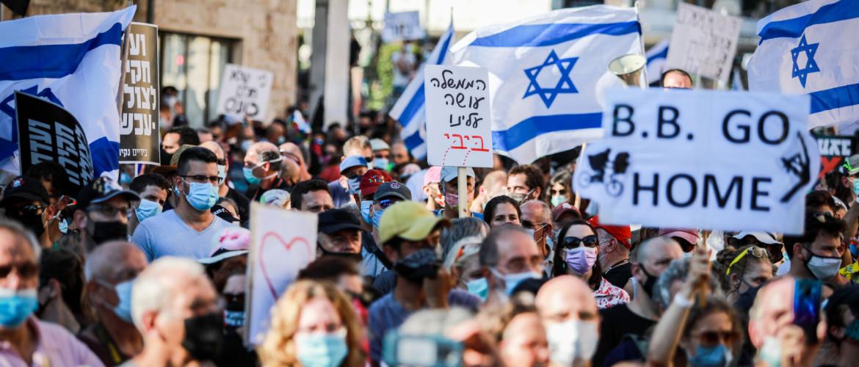 Korlátozzák a tüntetéseket Izraelben
