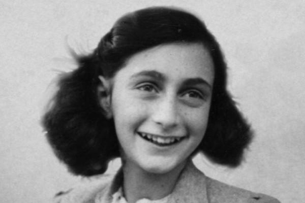 91 éve született Anne Frank